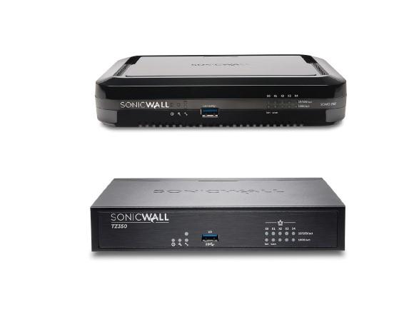 SonicWall TZ600 POE High Availability Hardware Firewall